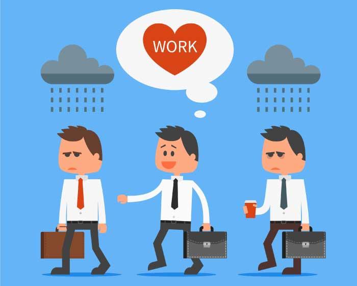 自分に合う仕事を見つける