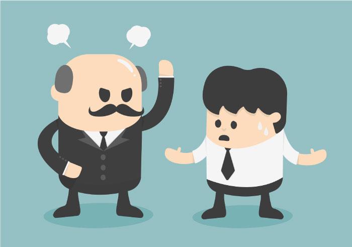 退職するかどうか悩んでいる状態で上司・会社に相談はよくない